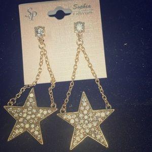 Fun ⭐️ dangle earrings